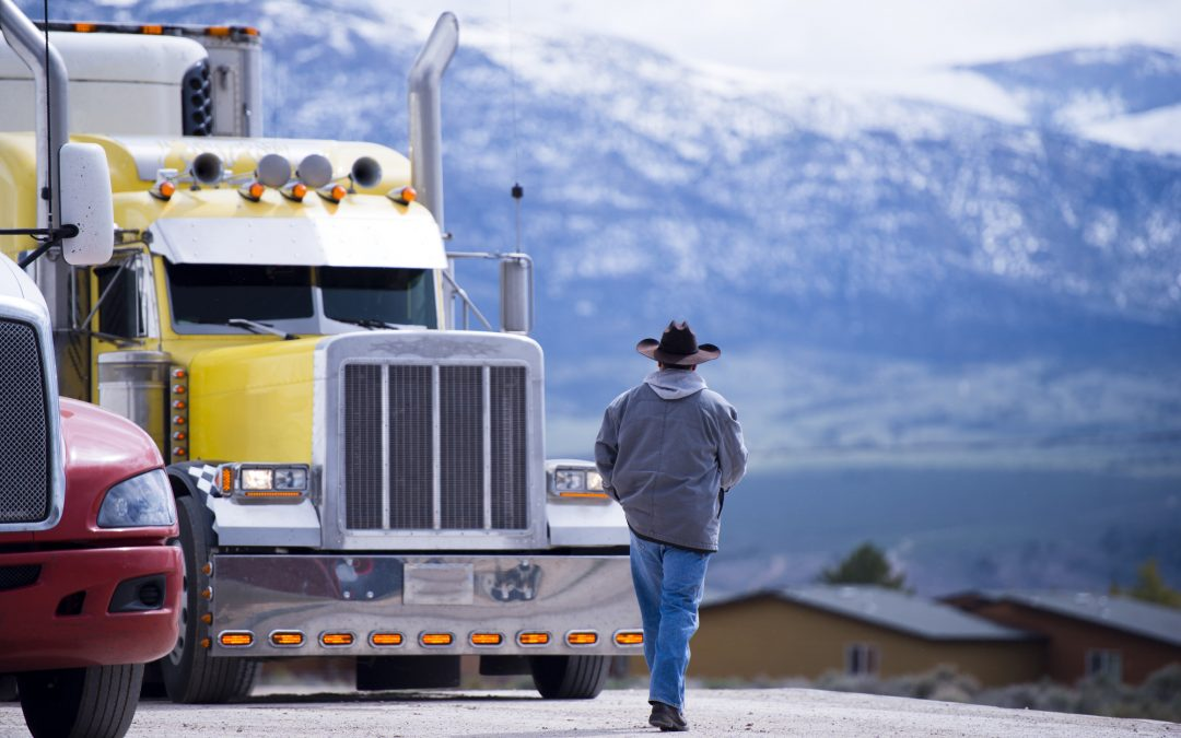 Choosing the Trucking Life: Top 5 Benefits of Being a Trucker